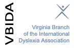 The Virginia Branch of The International Dyslexia Association